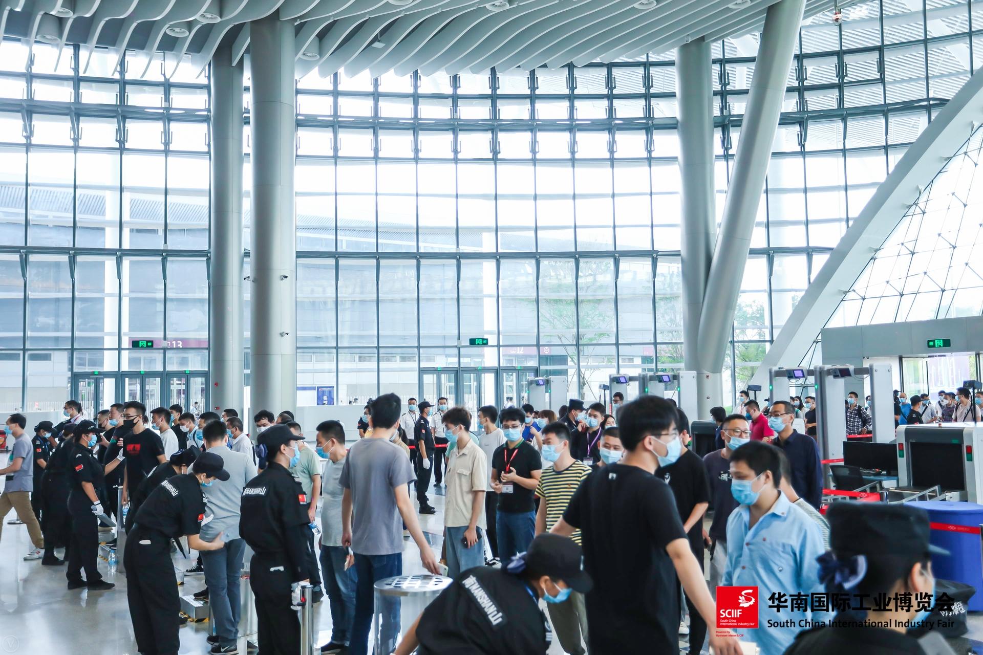 第25届华南国际工业自动化展览会 | 观众预登记重磅开启! 多重福利等您来拿!